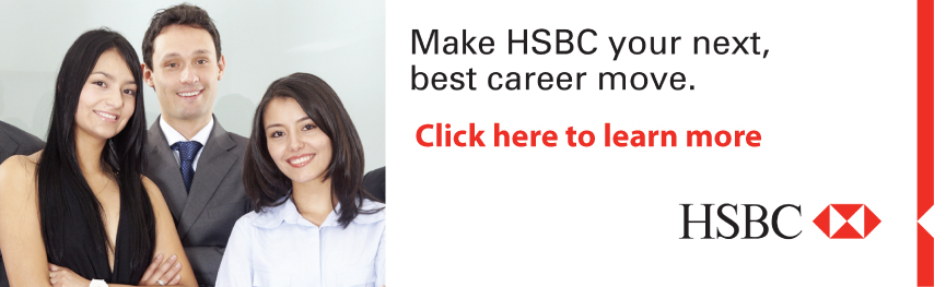 New HSBC Banner